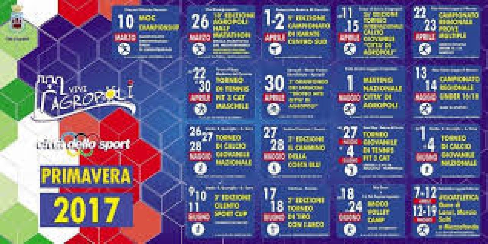 Calendario Sportivo.Calendario Sport Ikbenalles